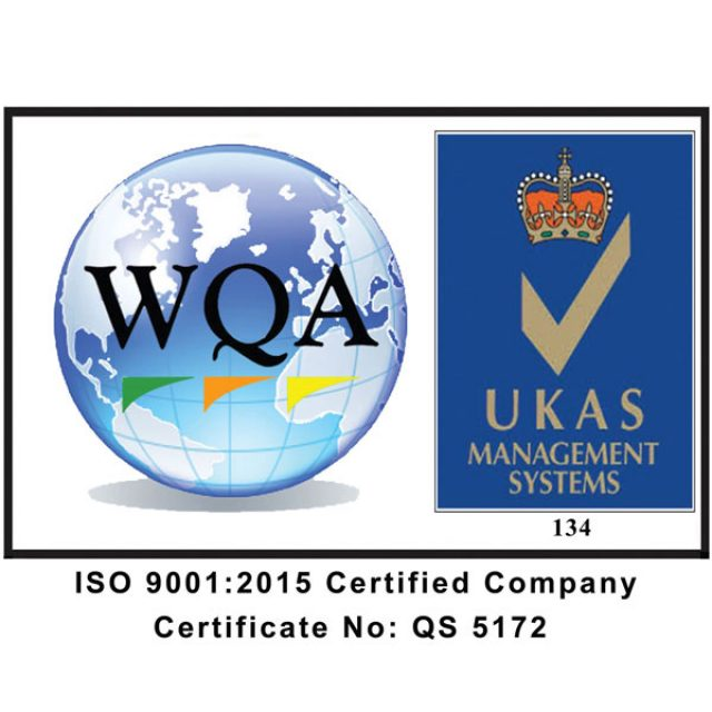 ISO 9001:2015 Quality Management Certification